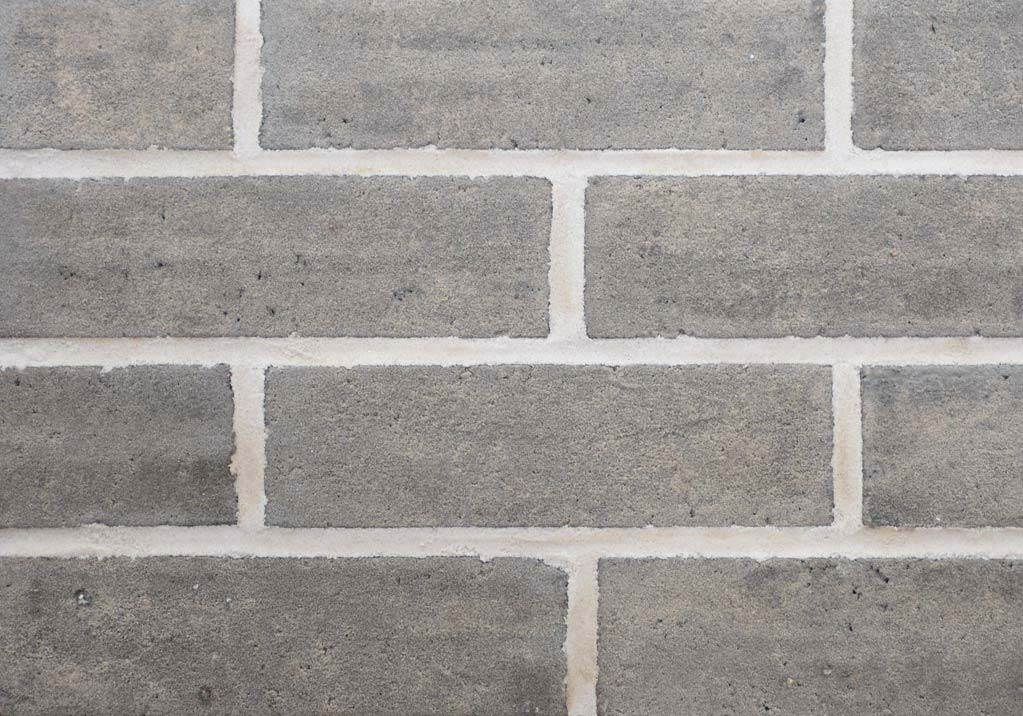 Bilco Brick Gray Mist Close Up