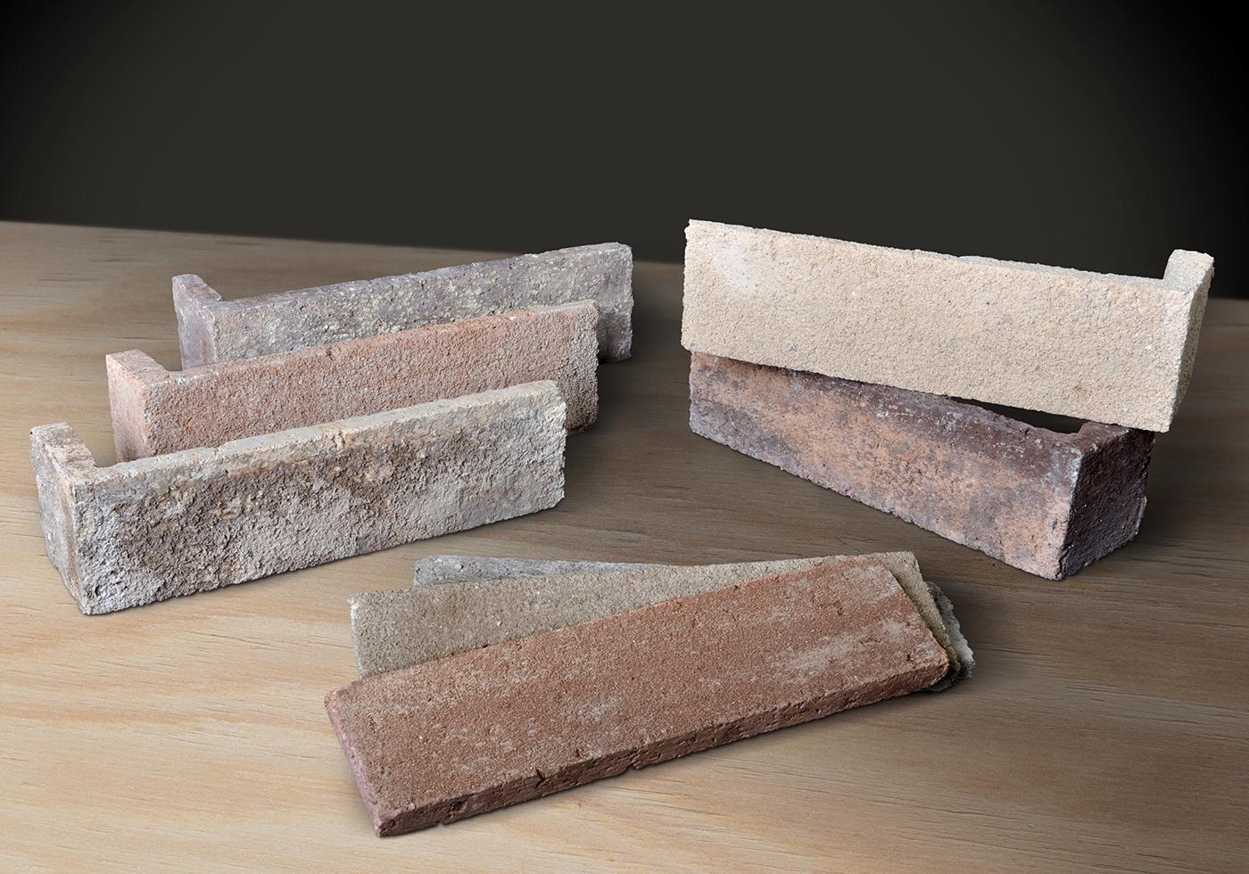 Bilco Thin Brick Veneer