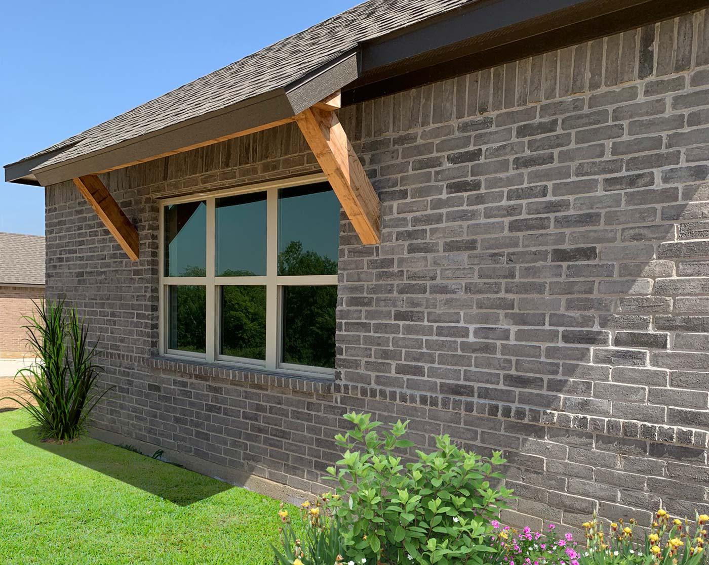 Bilco Brick Onyx Residential building