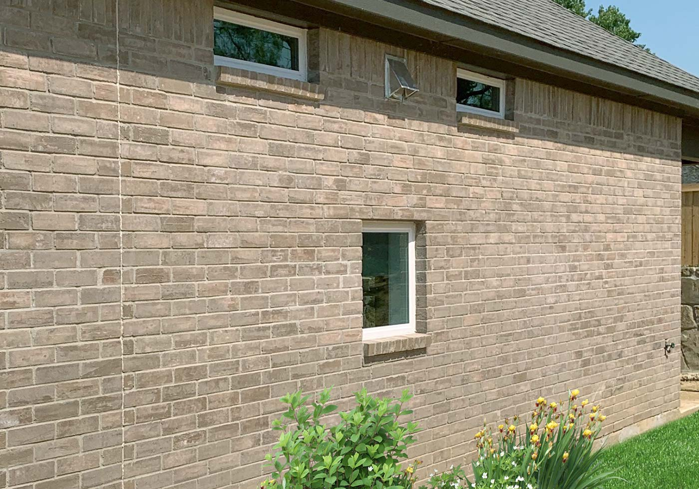 Bilco Brick Chestnut Contemporary Solid