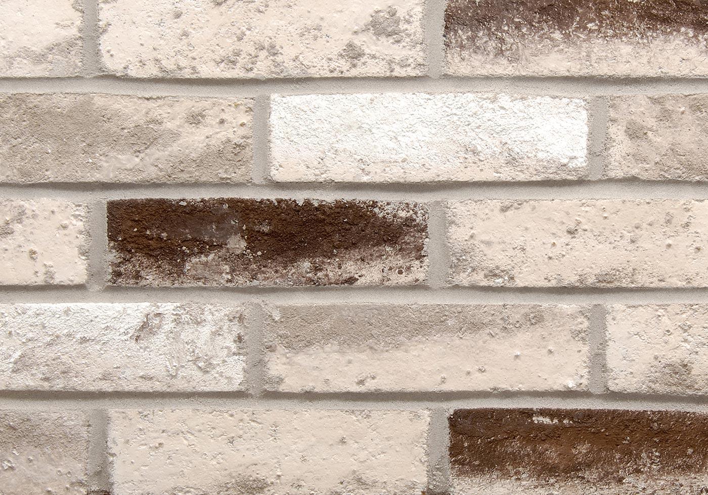 Bristol brick close-up