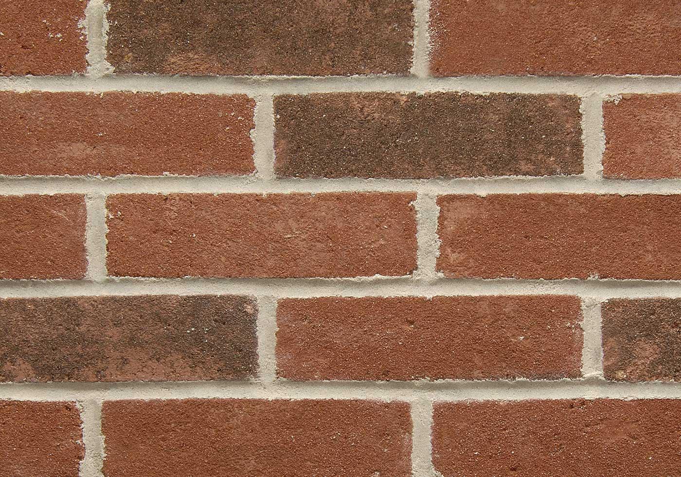 Cimarron brick close-up