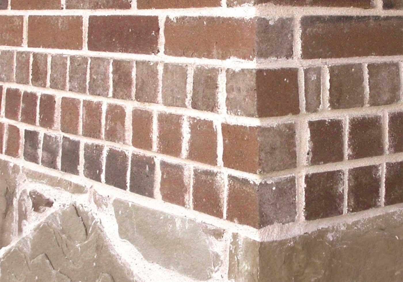 Foxboro brick detail