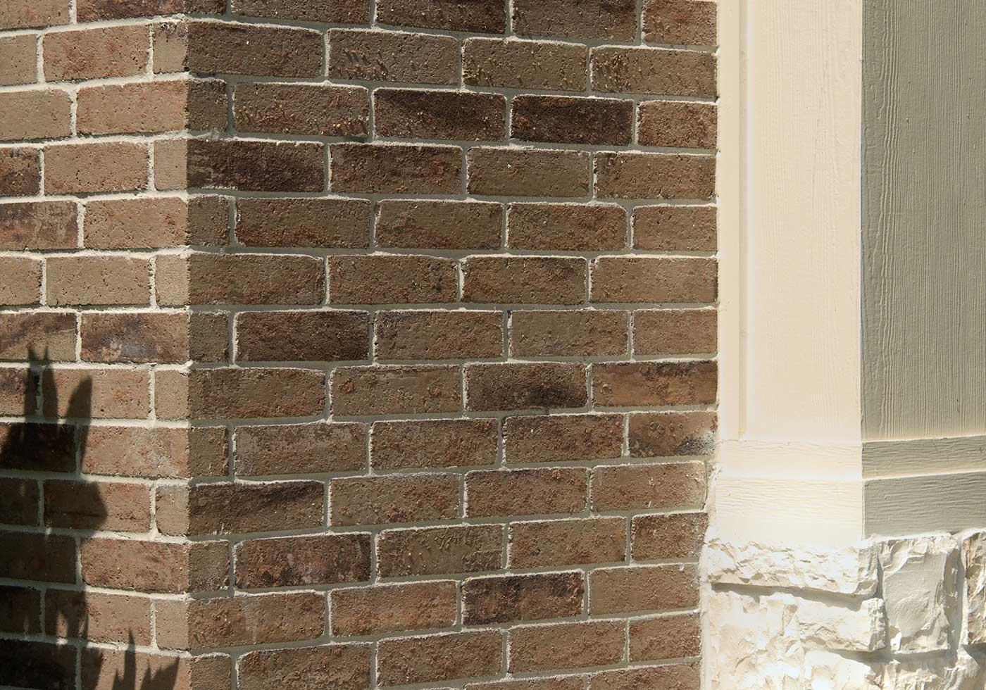 Georgetown brick detail