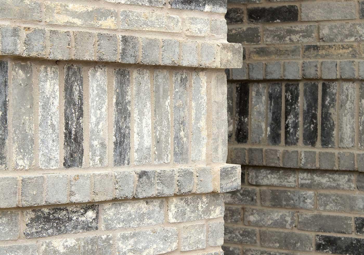 Gettysburg brick detail