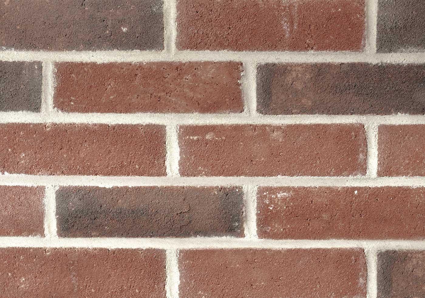 Nantucket brick close-up