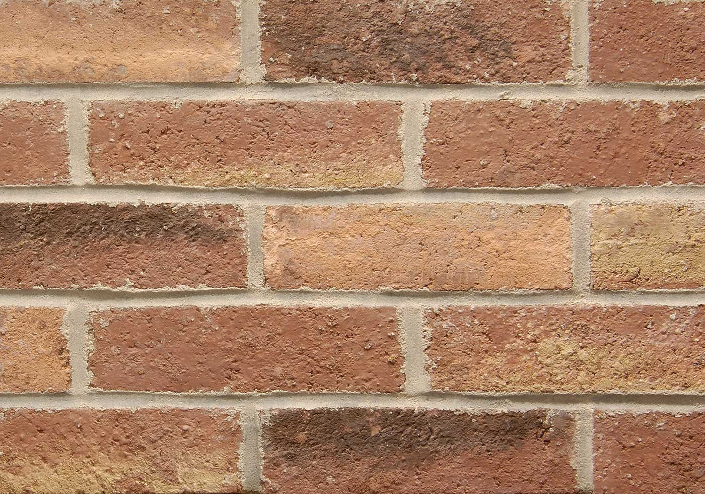 Princeton brick close-up