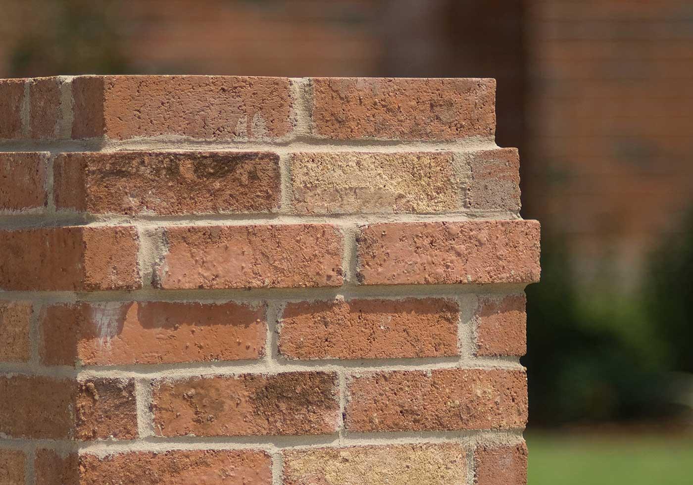 Princeton brick detail