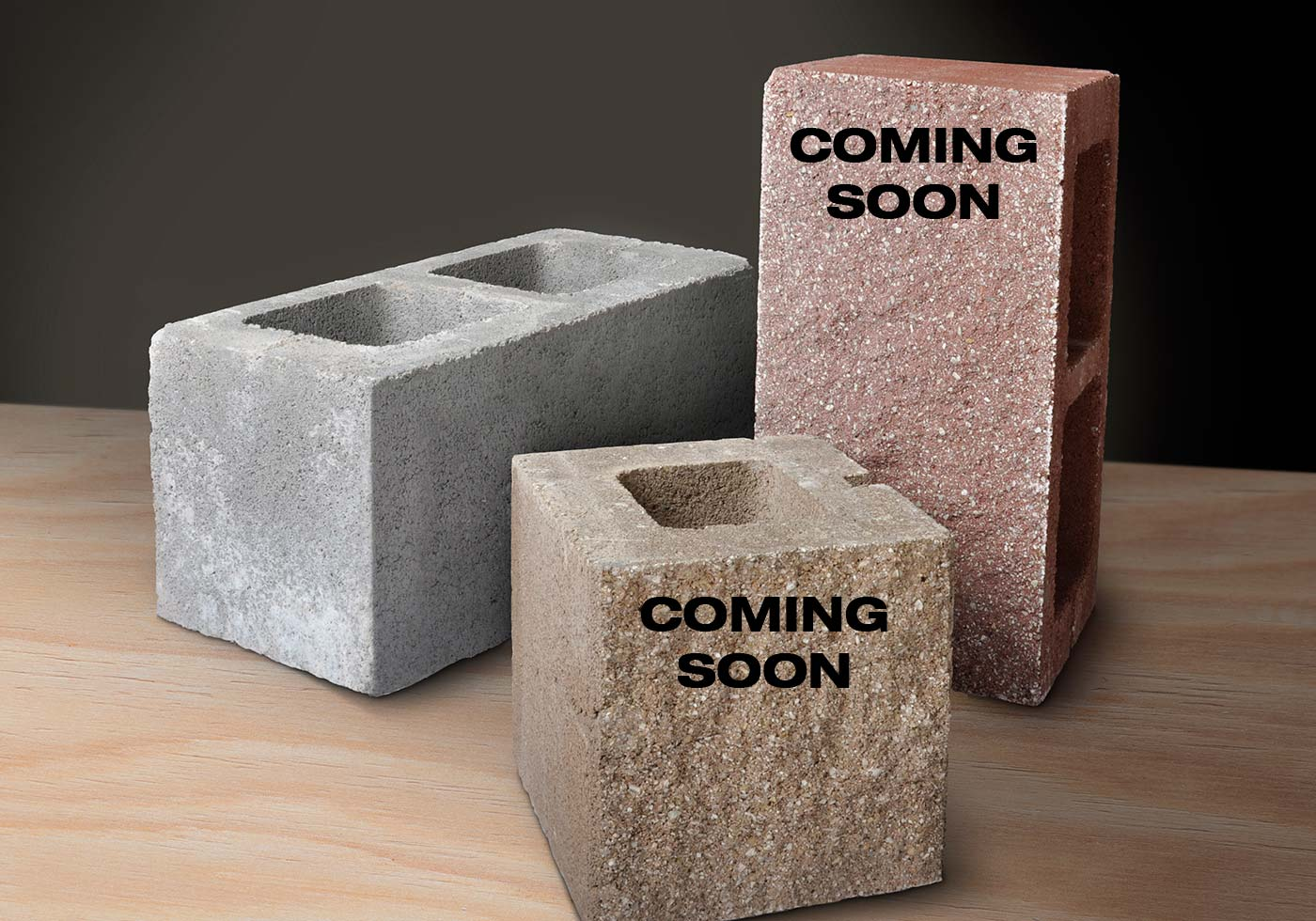 Concrete Masonry Units or Concrete Blocks or Cinder Blocks