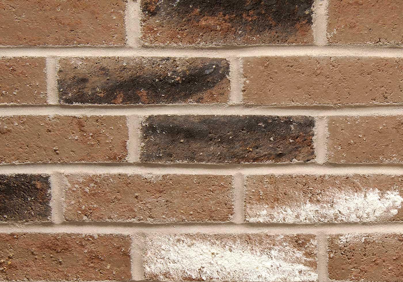 Westfield brick close-up